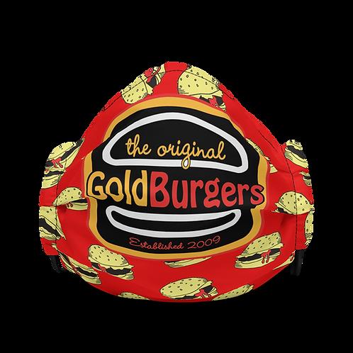 Goldburgers Premium face mask