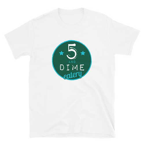 5 and Dime Logo T-Shirt