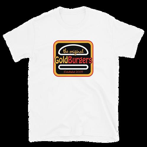 Goldburgers Logo T-Shirt - White