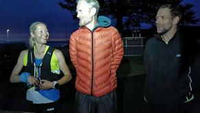 Ultraløp heltene på NRK Rogaland i morgensendingen tirsdag