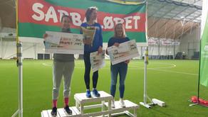 Dagens hjertesukk + 1.mai løp Karmøy: Arnestad, Mosbron, Bua og Nordhus m/sterke løp før stafetten