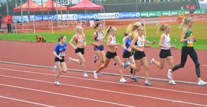 NM i friidrett: Mathea overrasket med 5.plass i 1500 forsøk og videre til finale