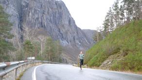 Adventsløpet, 10km invitasjonsløp 19.12.    -  i spektakulær løype og omgivelser