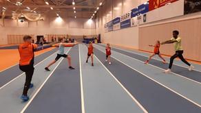 Sandneshallen åpen for trening