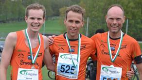 Strandamila nær 700 deltakere m/stort og smått Vienna Dahle og Ryfylke løpere med sterke løp