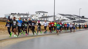 Solastranden halvmaraton flyttes til lørdag 20.mars pga. ny smittevern forskrift