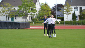 Klart for 2.del friidrettssesong 2021 - men da bare hopper vi igang....