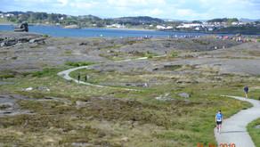"""293 fullførte """"Hafrsfjordløpet"""" onsdag - 9km fra Kvernevik til Møllebukta"""