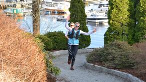 Jørpeland rundt til storslåtte Rosehagen - Spaserlauget med fremtidens tur- og løp arrangement
