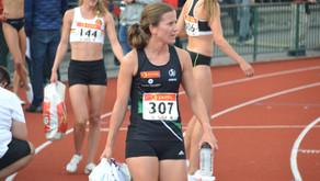 Sandnes tirsdag: Christina Toogoods sterke 2020 sesong, avsluttet med superpers på 3000