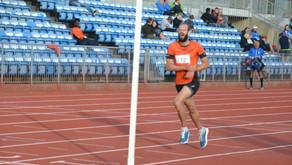Simon Usain Bolt Bjørheim blåser alle av banen på 200, nå blåses egne perser også på lengre løp