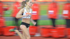 Lievin, Frankrike: Norsk rekord Hedda, Europa rek. Jakob 1500, Verdensrekord kvinner Tsegay på 1500