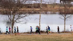 Mosjonistenes mosjonsløp: 7 eller 21km rundt Hålandsvannet fra kl 15 mandag