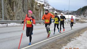 Negativ splitt - på trening og konkurranse - Ørjan uttatt Nordisk mesterskap terrengløp