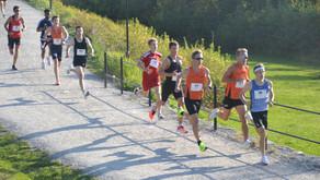OL deltaker Lotte Miller og Einar Kalland Olsen vant Mosvannsløpet
