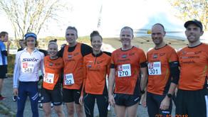 Hinnaløpet i herlig høstvær - Ultraløp seier og forhåndskommentar Frankfurt Maraton (kl 10)