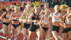 NM, Hovedmesterskapet 10-12.sept.  -   Warholm, Jakob og Filip ikke påmeldt - 67+19 løper 10.000m