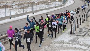 Solastranden halvmaraton fra vinter til sommer eventyr. Ny dato lørdag 19.juni