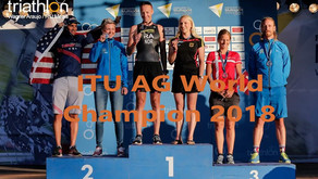 10km PB for Spirit Triatlon - AG verdensmester