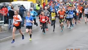 10km: Håvard (1), Thomas (3) og Ørjan (6) på årets foreløpige Norgesstatistikk