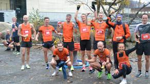 Rolig trening med god uttelling for oransjeflokken når det skulle løpes - Nytt stevne onsdag