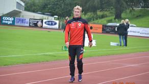 Moelv: Mathias med ny kretsrekord, Henriette og Andrea nest raskeste jr i verden på 60m hekk