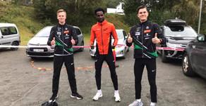 Jakobs verdensklasse prestasjon utløste endelig Kongepokal også i friidrettens klassiker øvelse