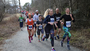 8.april: Hålandsvannet halvmaraton, påmelding