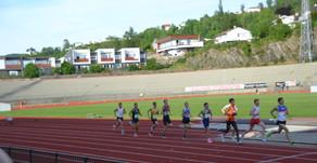 NM - Hovedmesterskapet - for tomme tribuner. TIPS: 5 medaljer Rogaland, 11 til Team Ingebrigtsen