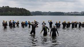 Triathlon sesongåpning sprint/olympisk ved Stokkavannet søndag formiddag m/ 118 fullførende
