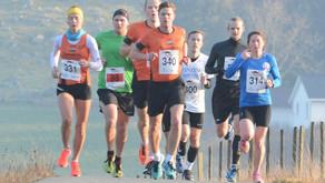Karmøy Maraton lørdag: gløtt av sol, bris fra sør-øst og rekord jakt