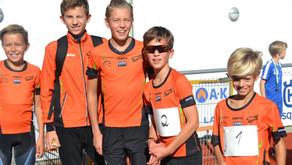 SIDDISLØPET - de helt unge er også en del av årets norske løper revulosjon