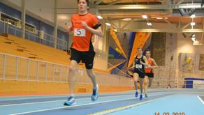Friidrettstinget, halvmaraton og testløp i helgen