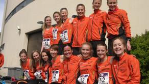 Spirits største stayer vant igjen, saken  oppdatert - 14 Spirit jenter sub 3.15 på maraton