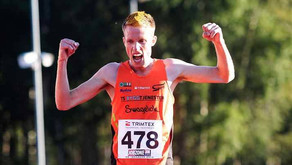 38 mesterskapsmedaljer, aldri skadet, sunn og frisk, vinnerskallen Ørjan har startet å trene....