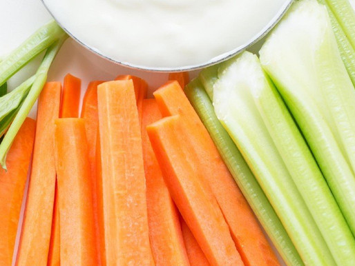 How to Keep Celery and Carrots Fresh in the fridge
