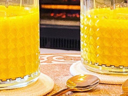 Golden Mylk Turmeric Latte