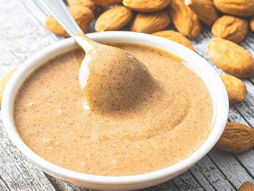 How to Make Almond Butter Reciepe. One Ingredient. No Oil.