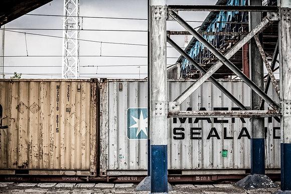 Container, India