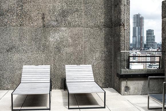 Terrasse avec vue, Londres