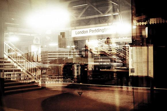 Impression N°17 - Londres