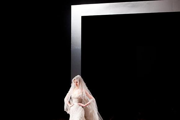 Défilé Elie Saab, fashion week, Paris