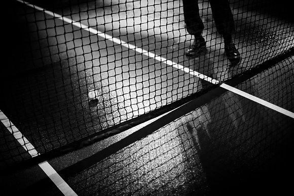 Tennis ball, Chicago, USA