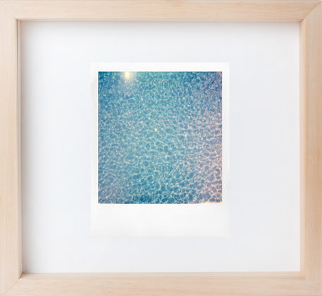 Polaroid 'Swimming pool 2'