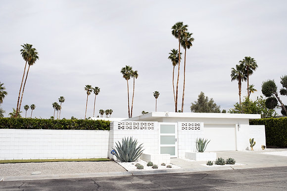 Palm springs, Californie, USA