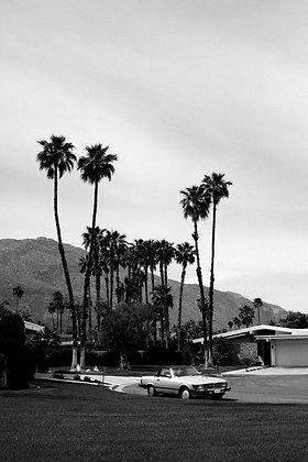 Palm springs, Californie, USA