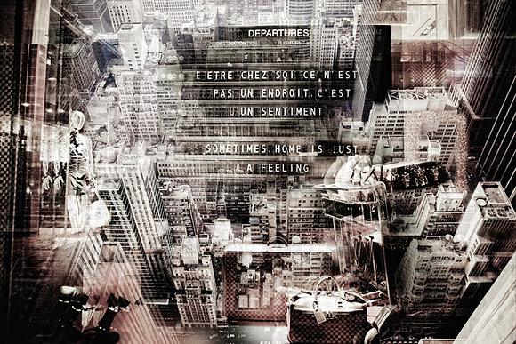 Impression N°11 - NYC