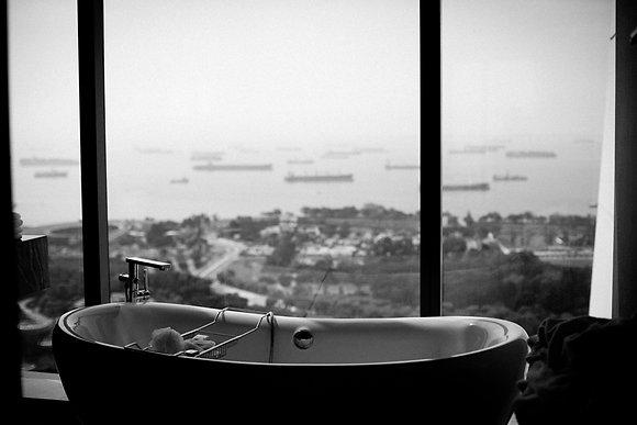 Baignoire avec vue, Singapour