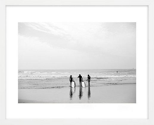 Surf time, Venice beach, Los Angeles, USA