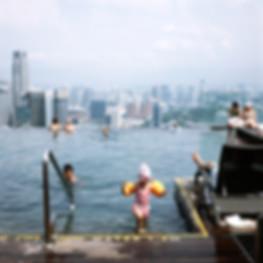 Marina bay sand singapour Florence Jamart